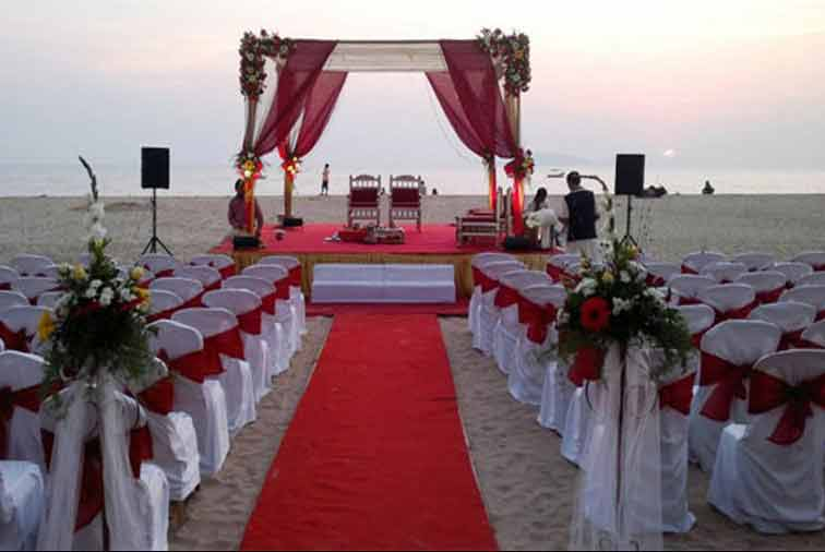 Events & Conferences - Beach Resort